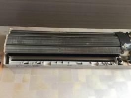 日立 / HITACHI / 業務用エアコン / エアコンクリーニング
