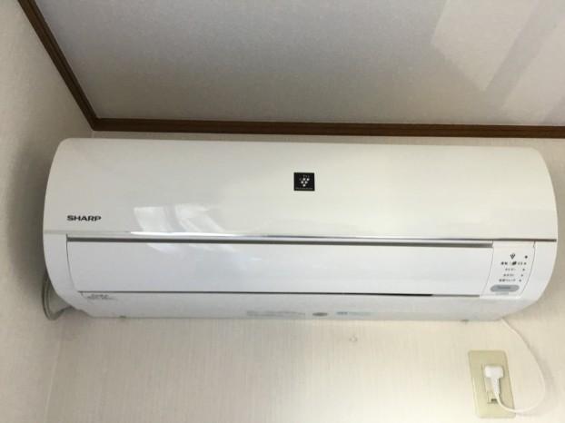 宮崎 お掃除機能付きエアコン