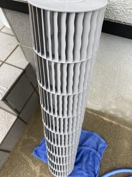 エアコンのお掃除 宮崎